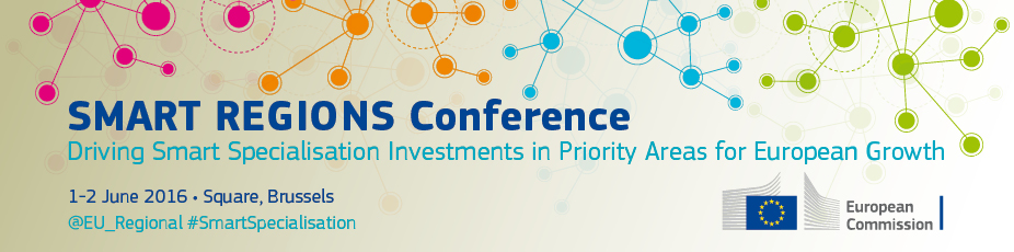 smart regions conference regional policy european commission
