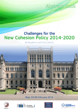 Challenges for the New Cohesion Policy in 2014-2020 - An Academic and Policy Debate