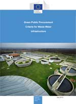 Discover Green Public Procurement criteria on waste water infrastructure