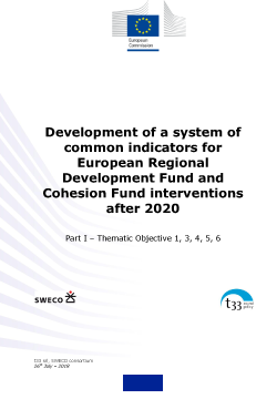 Development of a system of common indicators for European