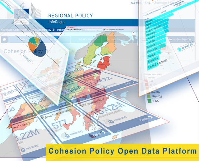 Cohesion Policy open data platform launched