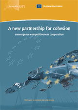 A new partnership for cohesion: convergence competitiveness cooperation - Third report on economic and social cohesion