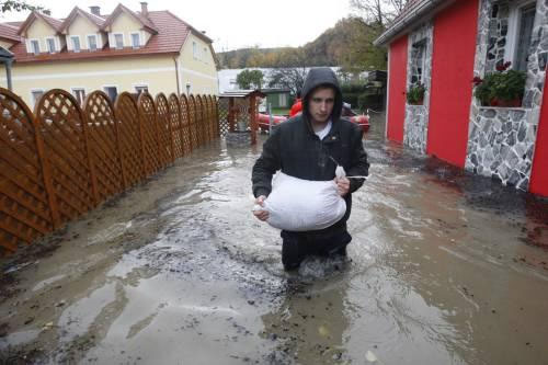 EU Solidarity Fund: Commission proposes €14.6 million to support Slovenia, Croatia and Austria after floods disaster