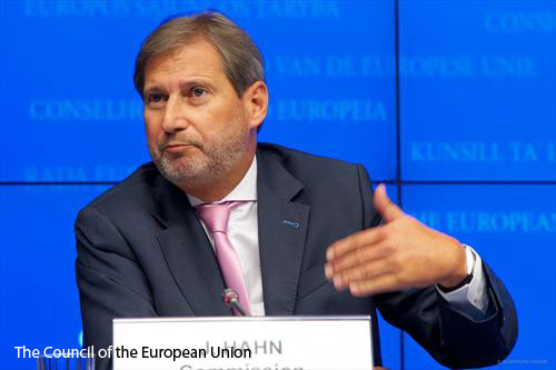 Statement by Commissioner Johannes Hahn at the General Affairs Council: Member States must urgently find deal with European Parliament on Cohesion Policy Reform