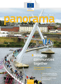 PANORAMA - The Magazine for the actors of regional development: SPRING EDITION