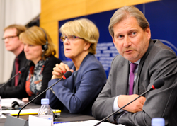 EUSF: Commission welcomes Parliament's approval of a faster and simpler response to disasters