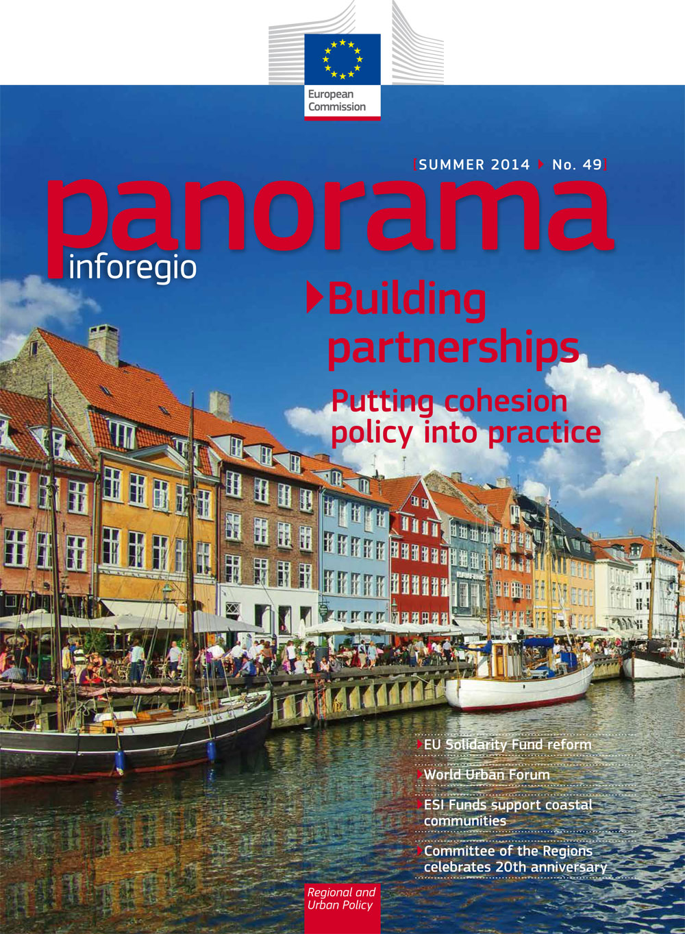 PANORAMA - The Magazine for the actors of regional development - Summer edition