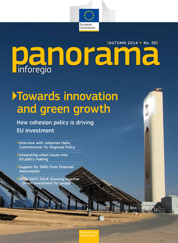 PANORAMA - The Magazine for the actors of regional development - Autumn edition