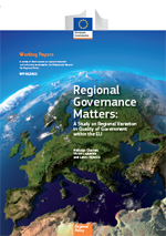 Study on Regional Variation in Quality of Government within the EU