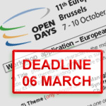 Deadline for workshops proposals approaching