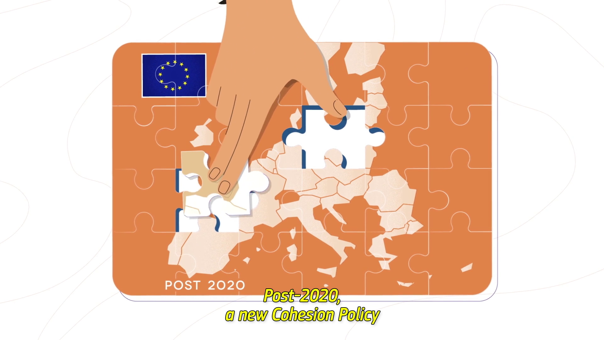 New EU Cohesion policy (2021-2027)