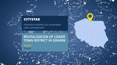 RegioStars 2016 - Revitalization of Lower Town District in Gdansk