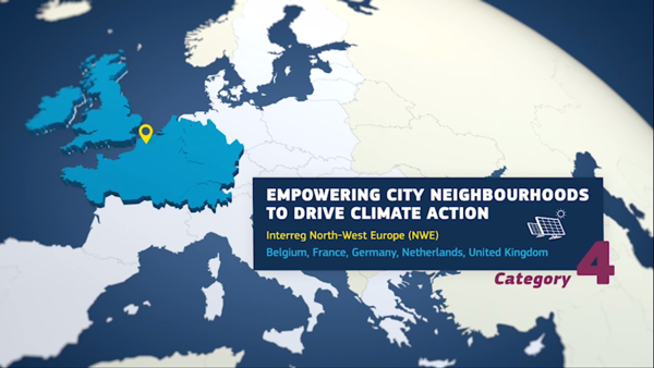 Regiostars 2019 - Climate Active Neighbourhoods (CAN)