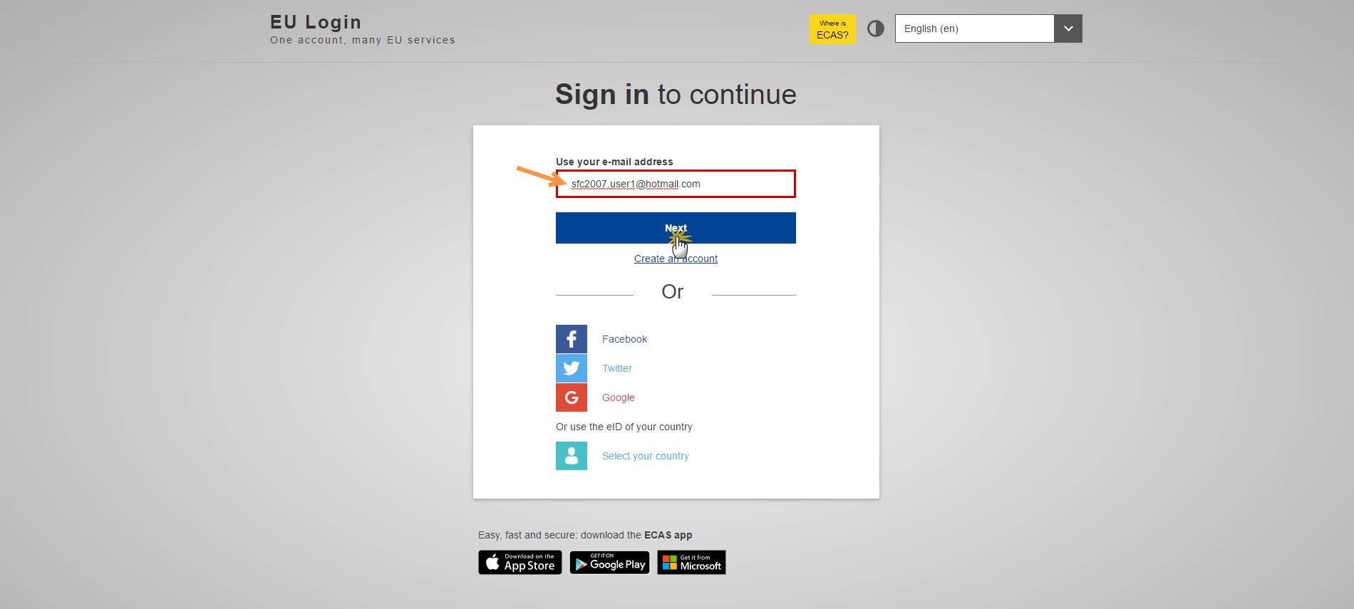 How do i change my facebook login email address