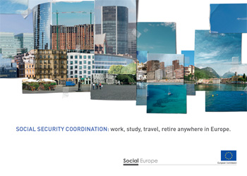 Work, study, travel, retire anywhere in Europe.