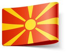 Flag of la FYROM