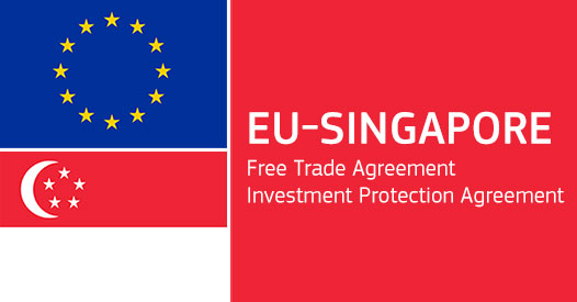 Eu Singapore Agreement Trade European Commission