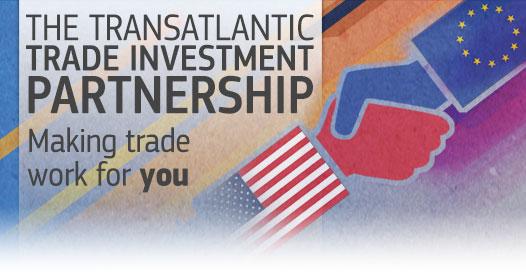 Transatlantic Trade And Investment Partnership Ttip Trade