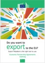 Do you want to export worldwide?