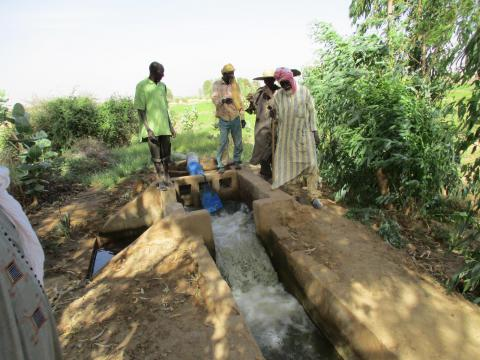 Support to water infrastructures in the G5 Sahel area take an important part in the 7th Operational Committee of the EUTF