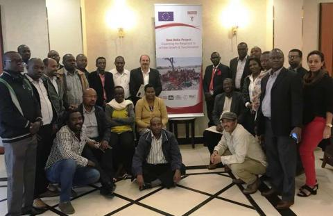 Ethiopia-Kenya Cross-border Omo Delta Project: NGO partners hold meeting in Addis Ababa