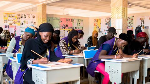 Enriched curricula validated in The Gambia to boost job opportunities