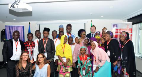 Mercy Corps Nigeria and European Union Host High-Level Summit on Reaching Adolescents in Crisis