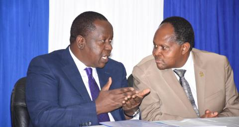 "Cabinet Secretary Fred Matiang'i of the Kenyan the Institute of Migration Studies (KIMS) announced that it will become ""the regional go-to place""."