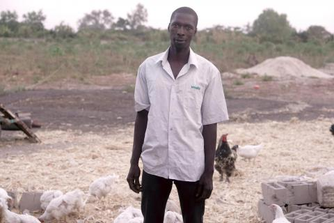 Samba's story: from a Migrant Returnee to a thriving Entrepreneur