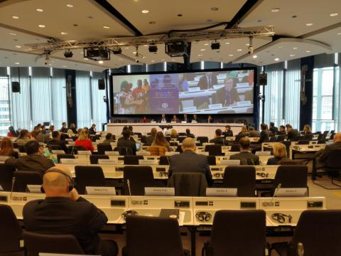 Joint Operational Committee - 26 February 2018