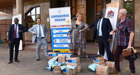 Education: Key to COVID19 Prevention in South Sudan