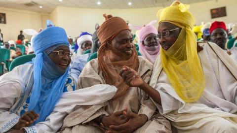 In northeastern Nigeria, a strengthened traditional justice system enhances stability and lowers the risk of conflicts