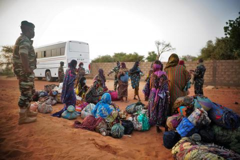 In Niger, the EU-IOM Joint Initiative continues to provide lifesaving assistance to stranded migrants Amid COVID-19