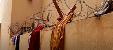 The EU-IOM Joint Initiative supports the victims of trafficking in persons  in West Africa