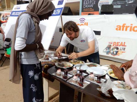 Youth takes centre stage at Trade Fair International