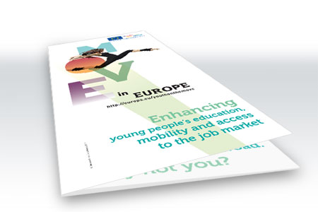 Youth on the move - leaflet