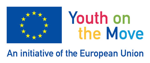 Youth on the move - logo