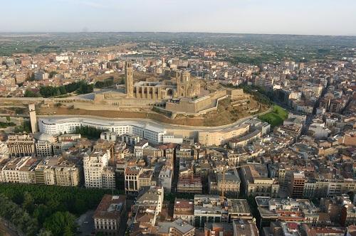 Lleida Spain  city images : Lleida, Spain –